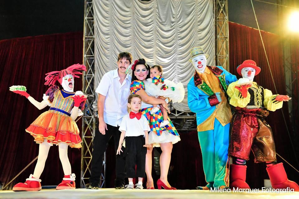 circo da juju espetaculo