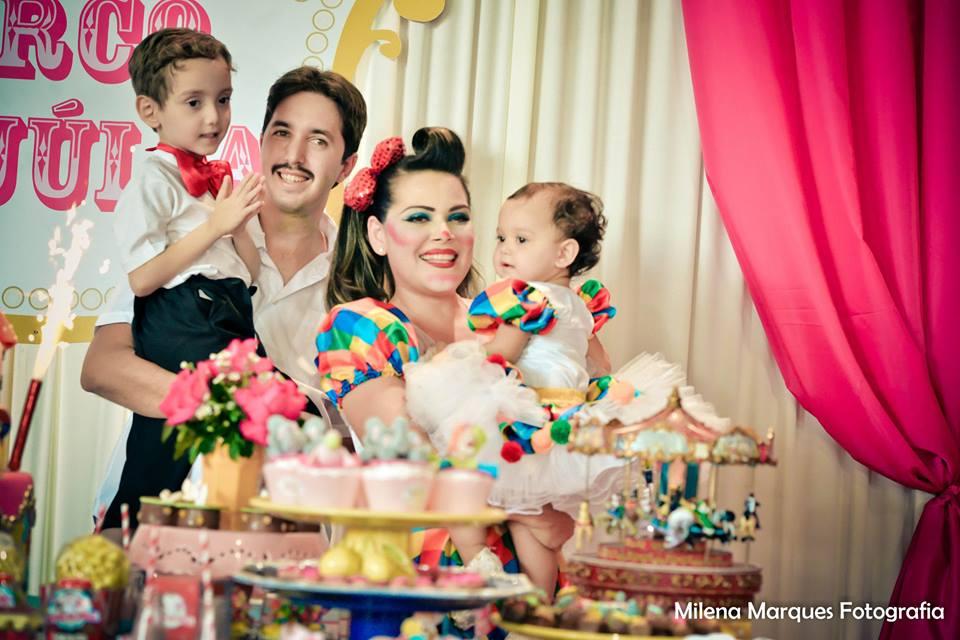 circo juju familia