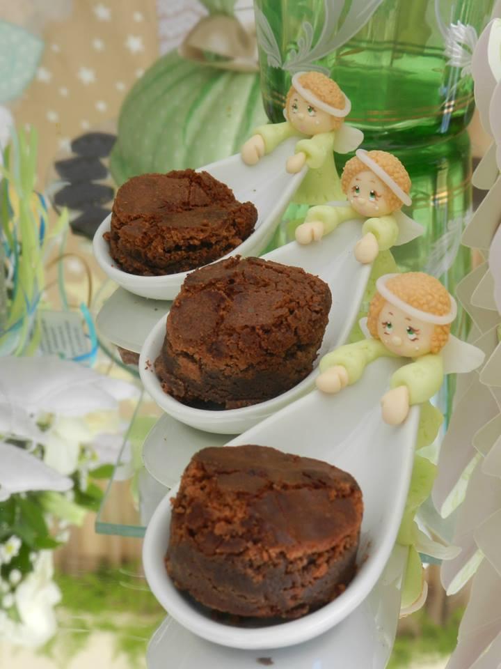 batizado arthur brownies