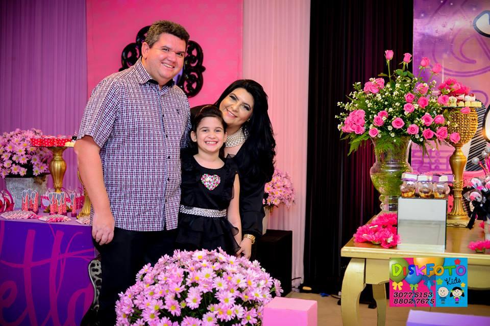 violetta Leticia família