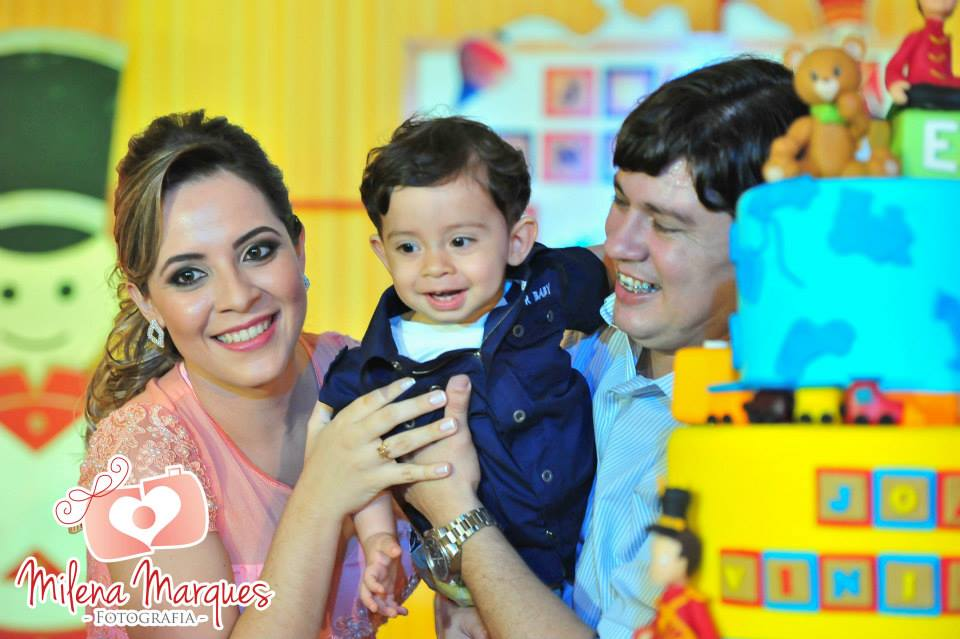 Brinquedos para João Vinícius