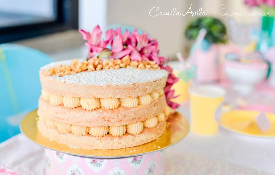 festa borboletas bolo