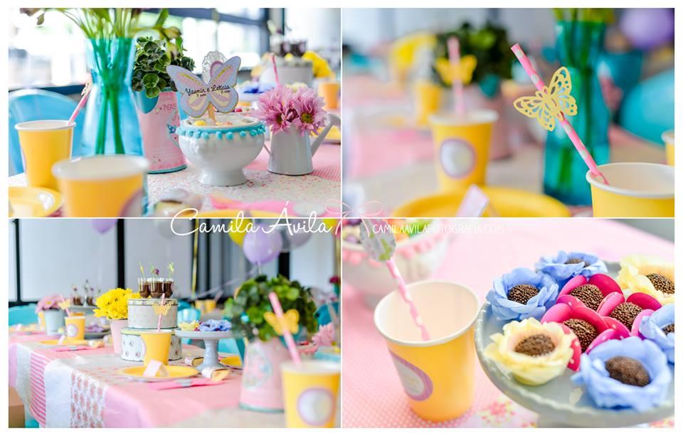 festa borboletas doces 1