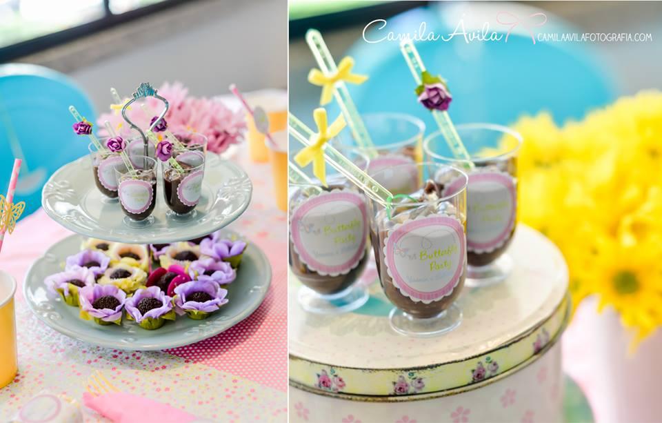 festa borboletas doces