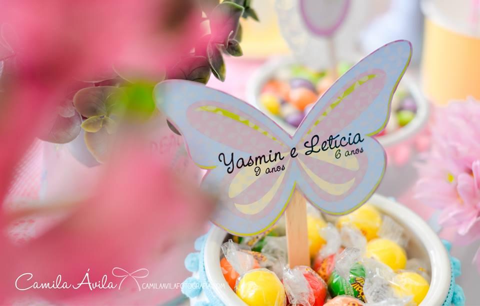 festa borboletas