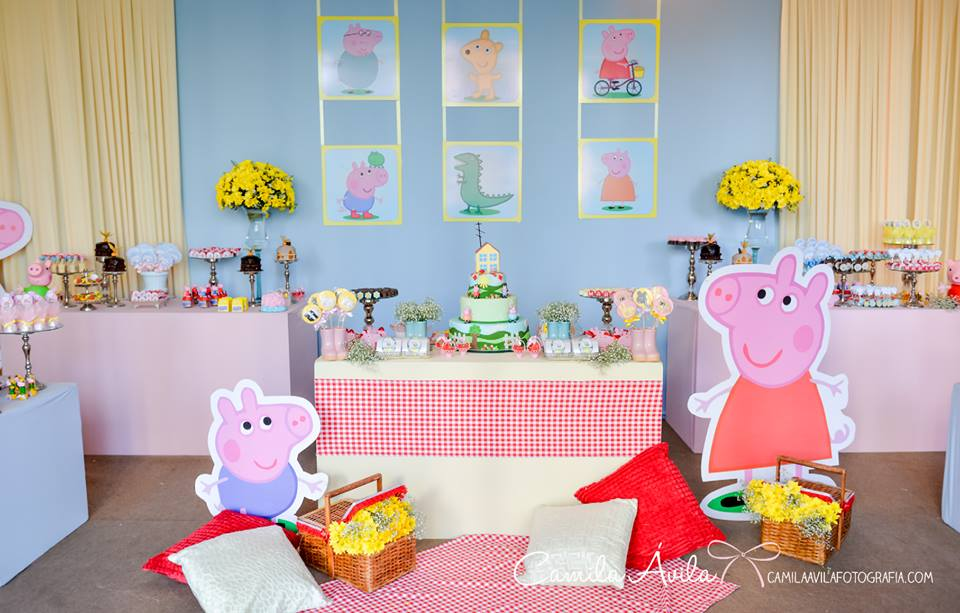 peppa decor
