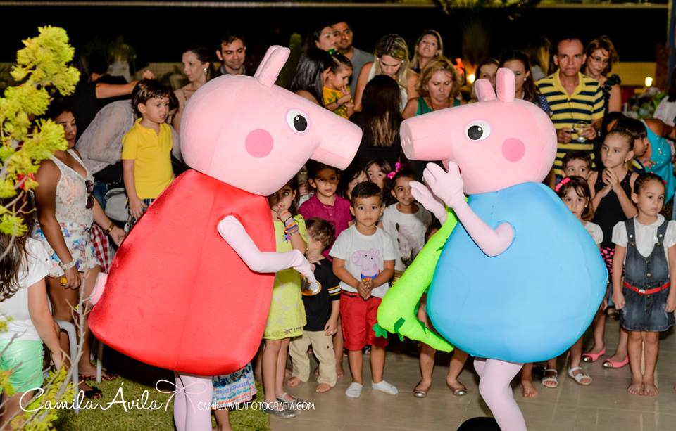 peppa personagens
