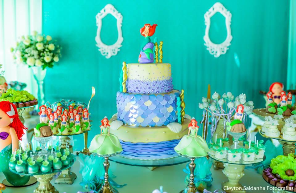 sereia lara bolo