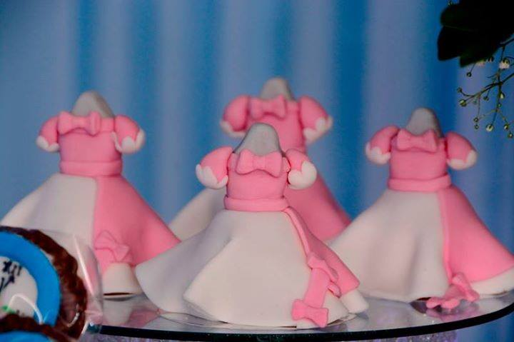festa princesa chocos