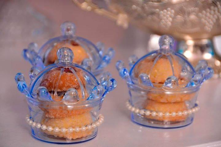 festa princesa mimos