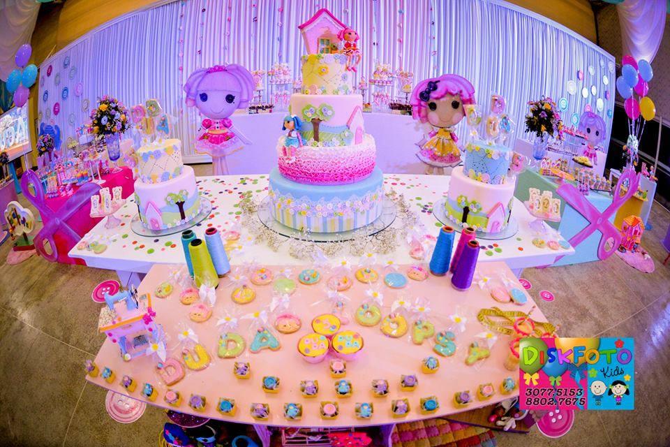 festa danuta decoração