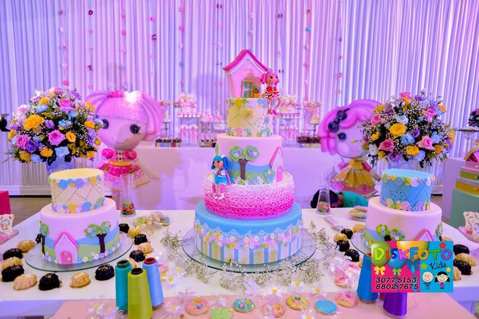 festa danuta mesa bolo