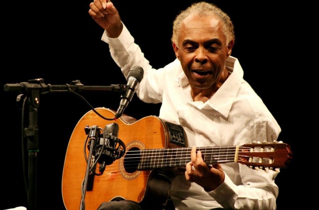 Gilberto Gil encerra XI Bienal Internacional do Livro do Ceará