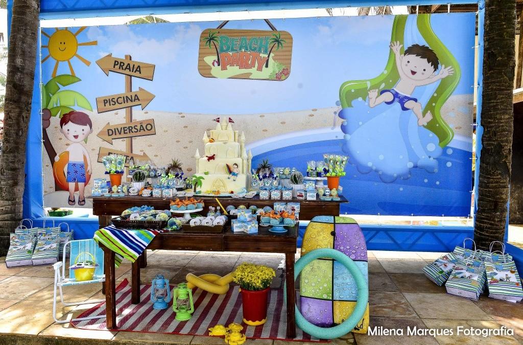 Beach Party do Matheus