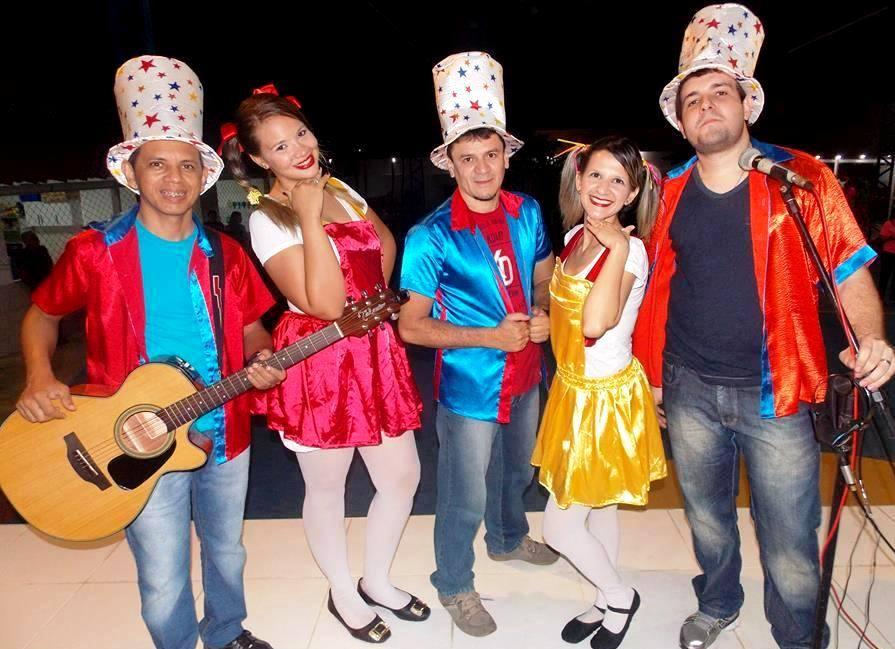 Banda Só Alegria carnaval