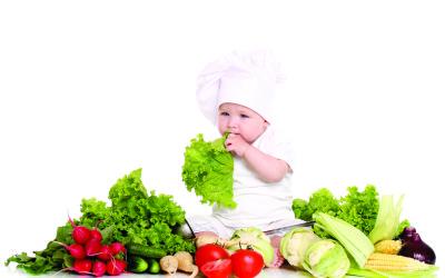 A nutrição infantil é tema do Pirulitei