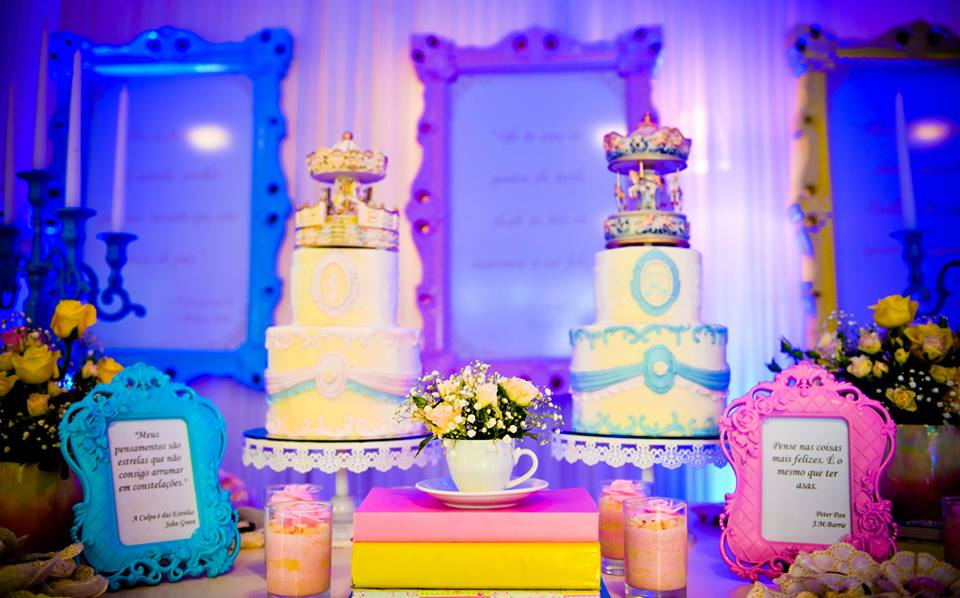 mundo da leitura bolos