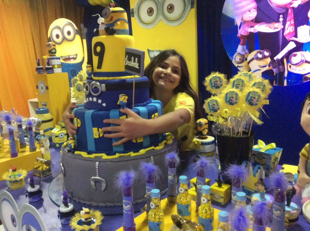 minions isabele