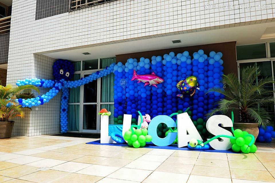 aniver Lucas entrada