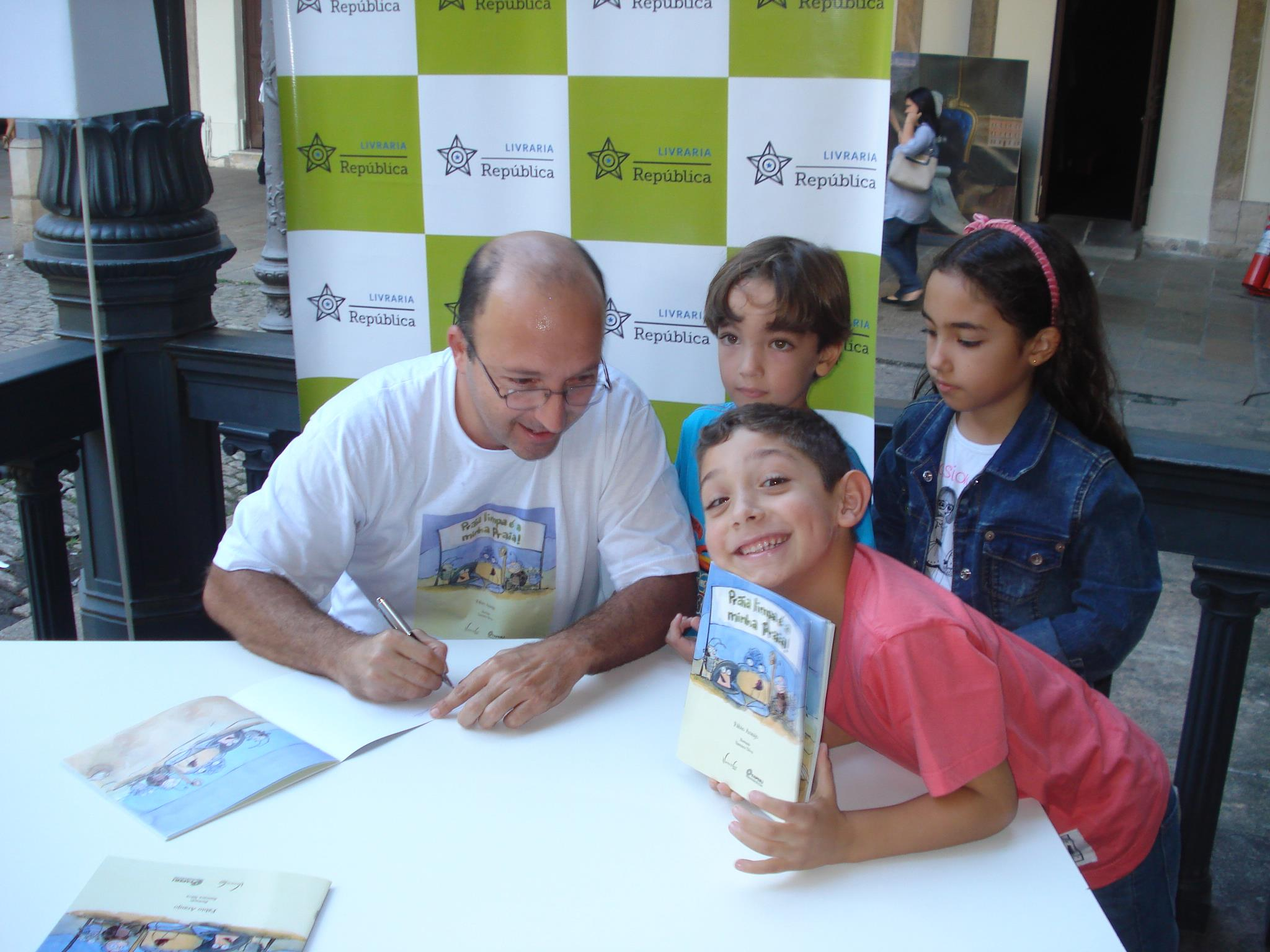 6ª edição da Feira do Livro Infantil de Fortaleza