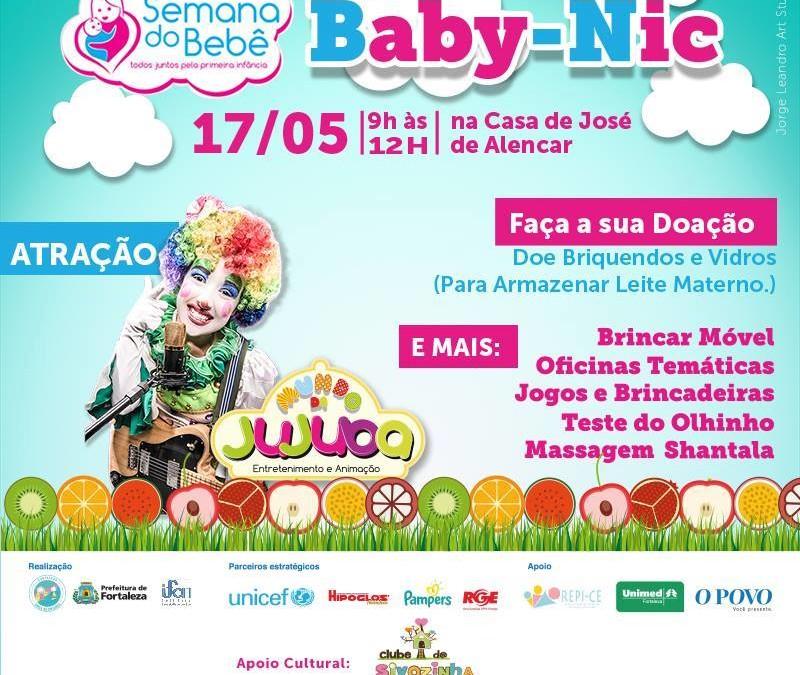 IV Semana do Bebê de Fortaleza com Baby-Nic