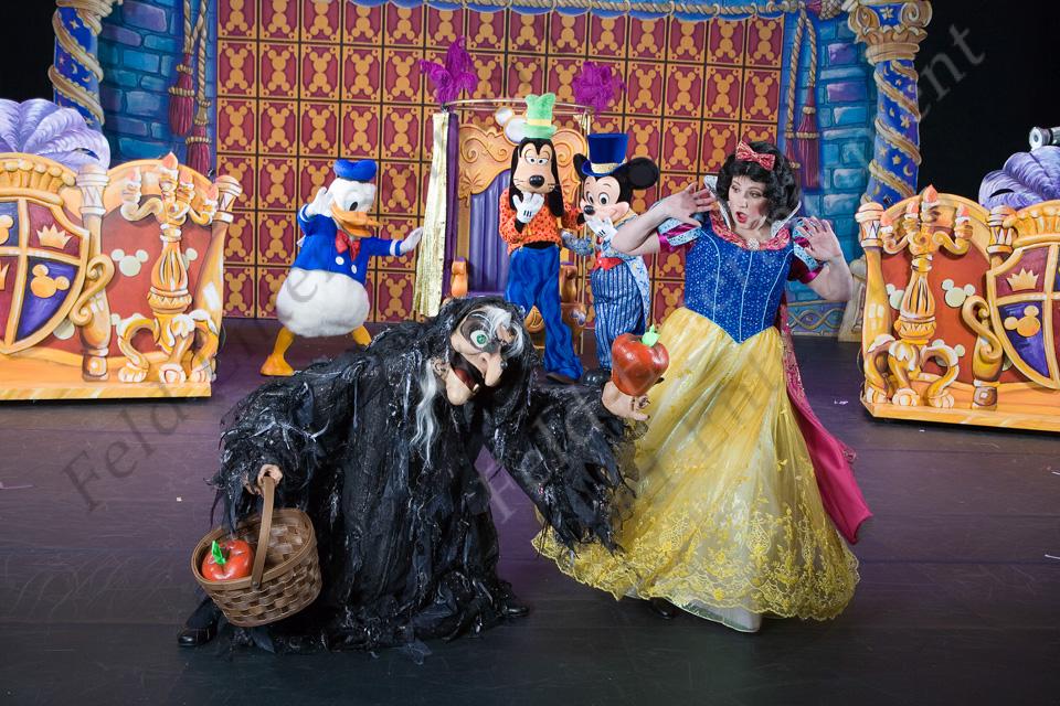 Disney Live! com o espetáculo O Caminho Mágico de Mickey & Minnie