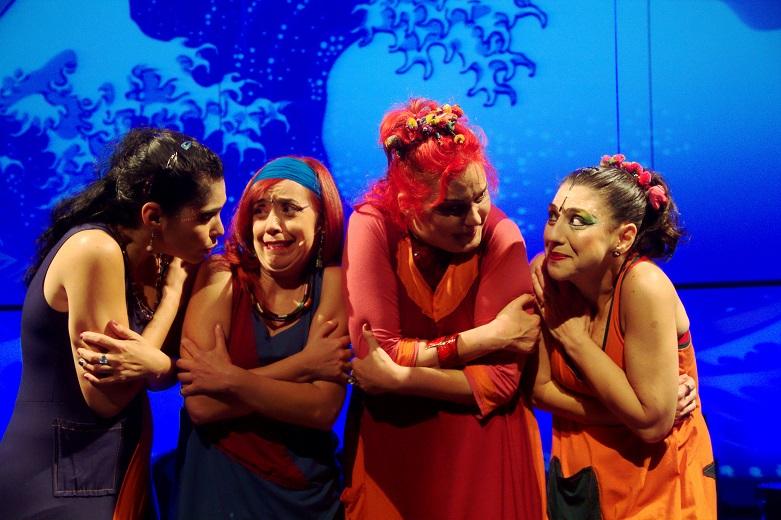 Grupo Mawaca com programação infantil na CAIXA Cultural Fortaleza