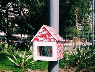 Projeto Ninho de Livro chega em Fortaleza