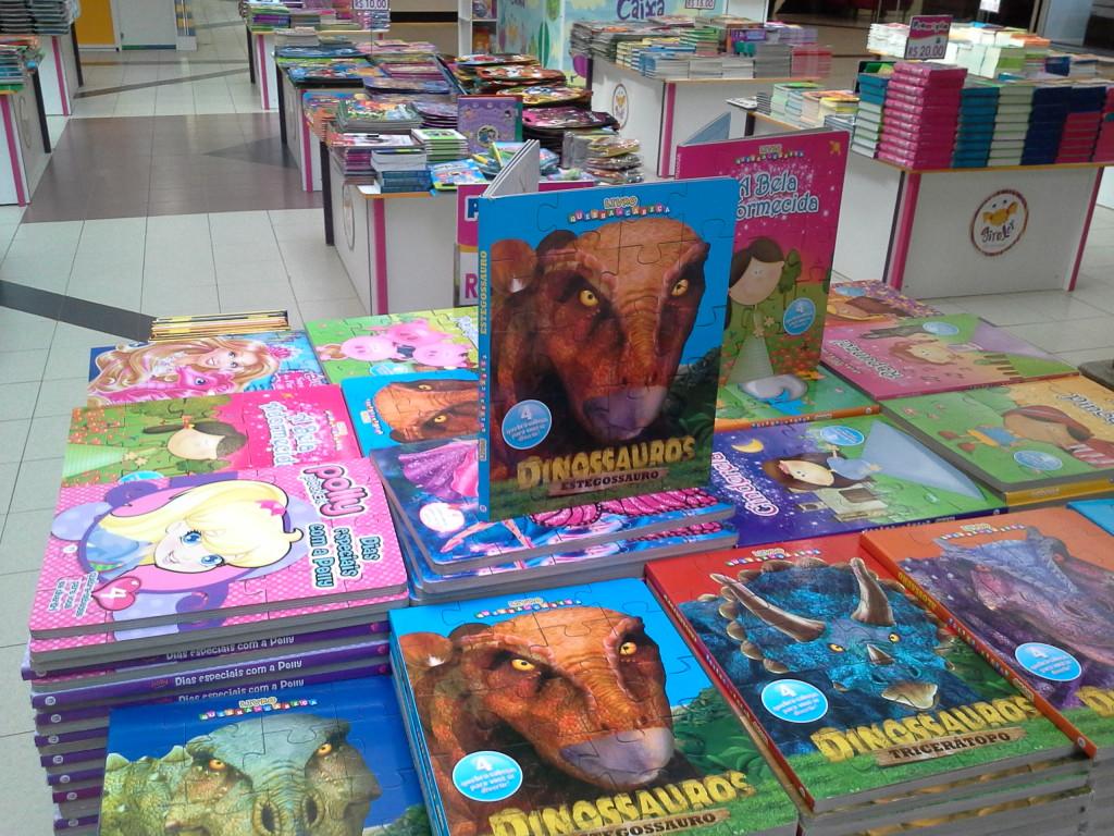 feira de livros infantis  Del Paseo foto 2