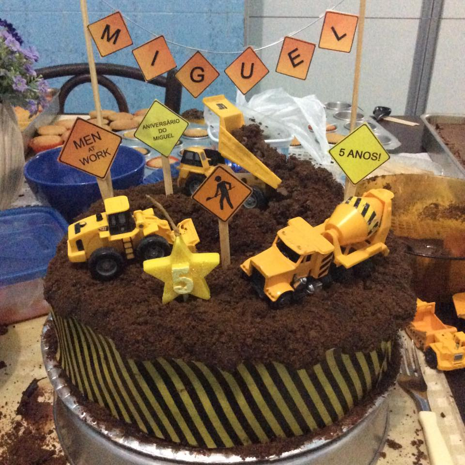 festa em casa miguel bolo