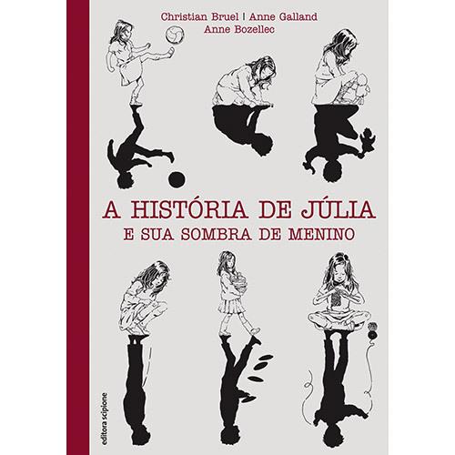livro a historia de julia