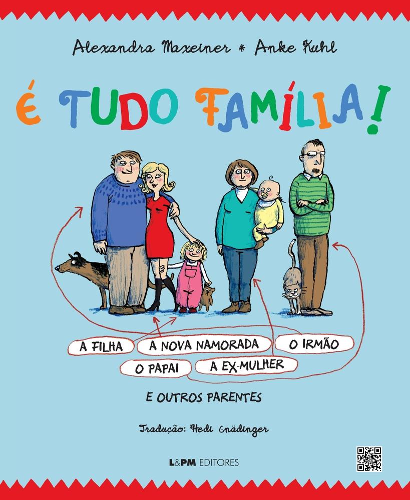 livro e tudo familia
