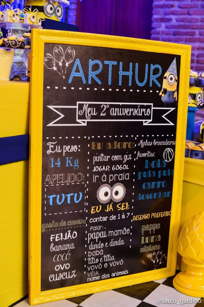 Minion Artur tendencia