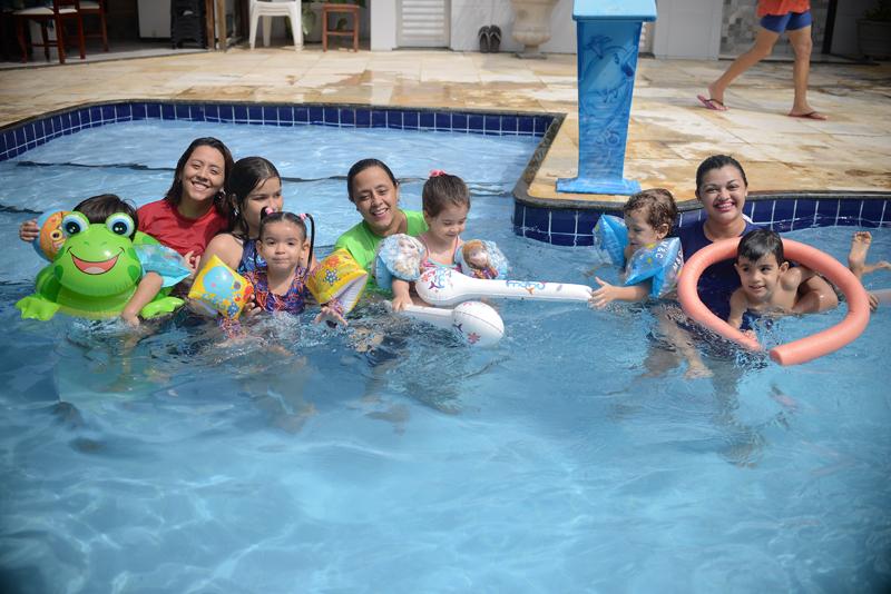 Pool Party da Manu - Grupo Imaginação