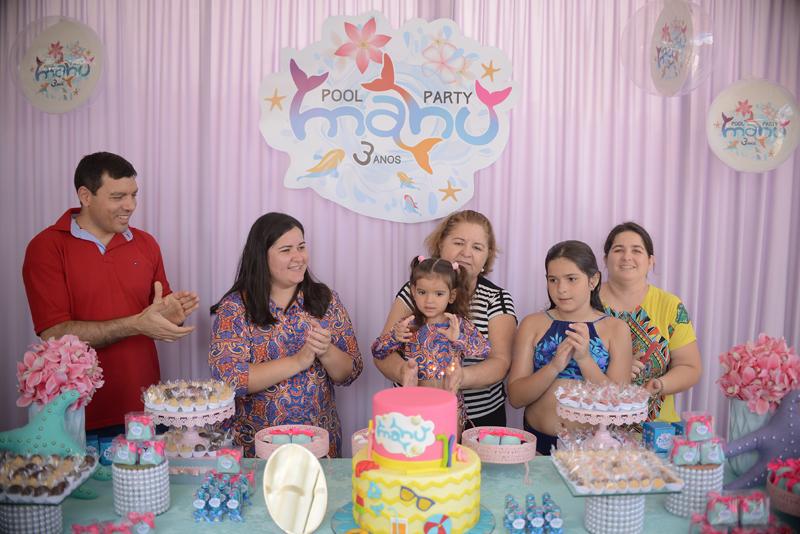 Pool Party da Manu