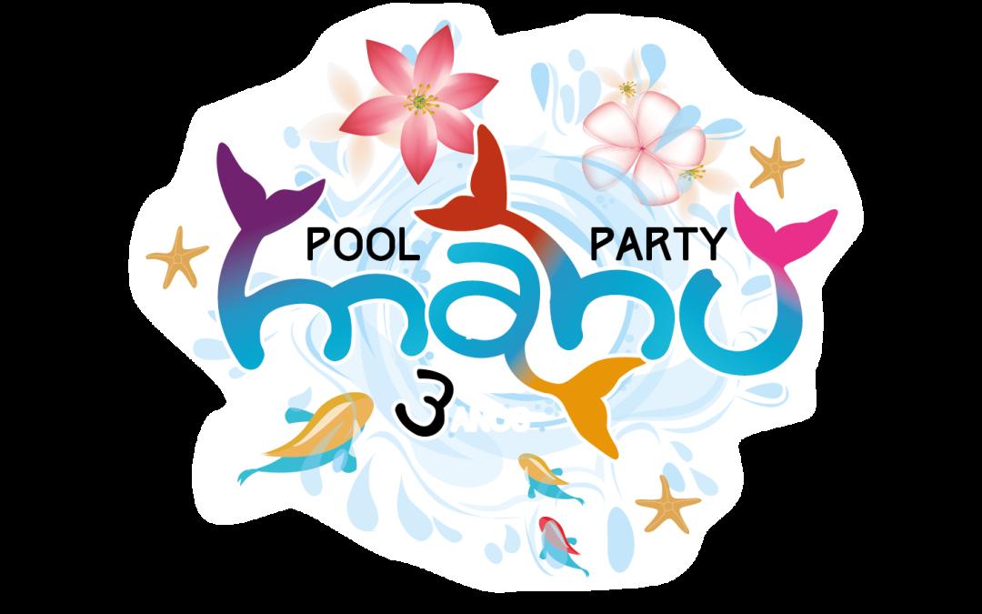 Convite em vídeo para festas informais