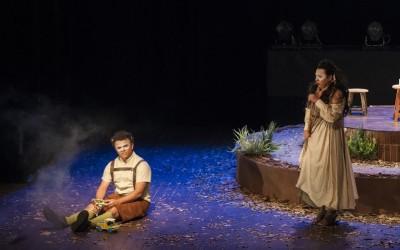 """Espetáculo infantil """"Ogroleto"""" apresenta-se no Teatro Dragão do Mar"""