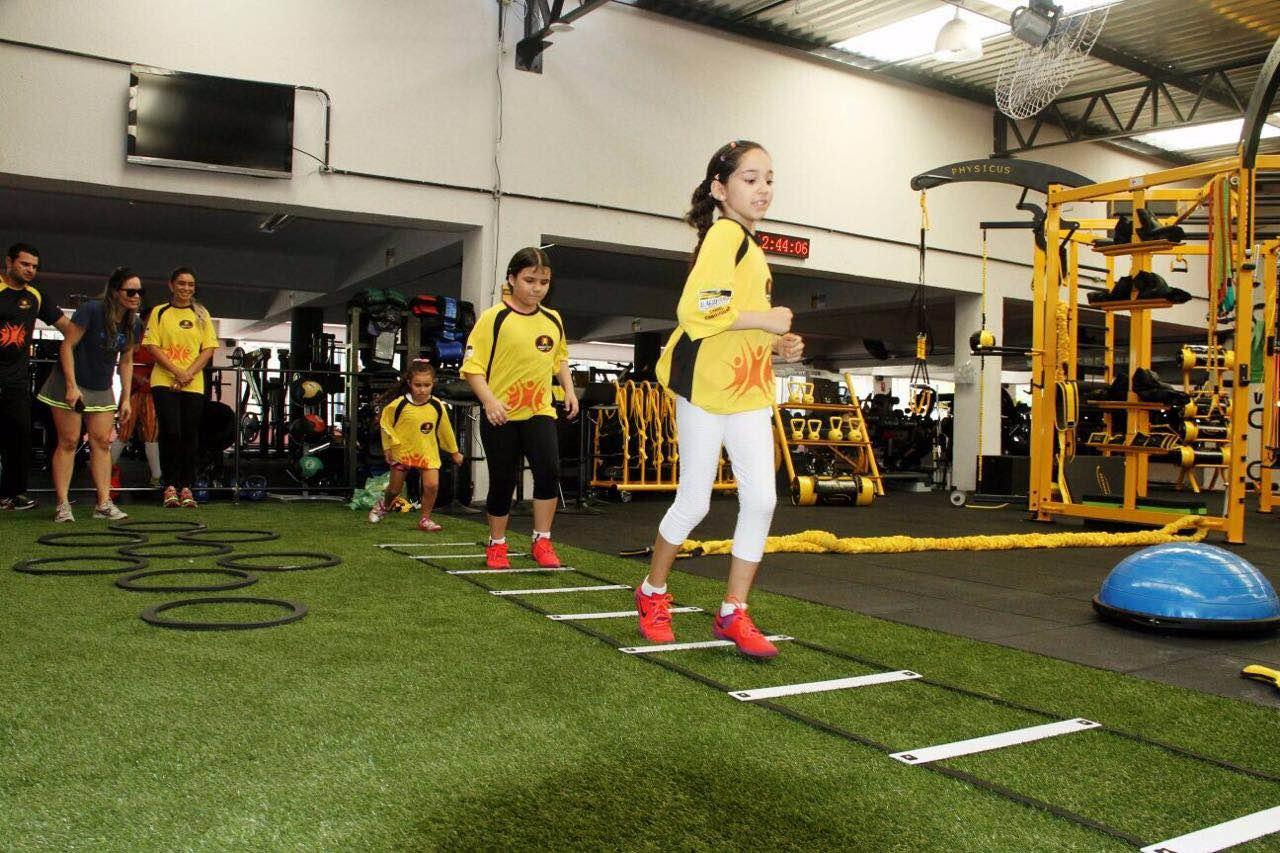treinamento funcional crianças 2