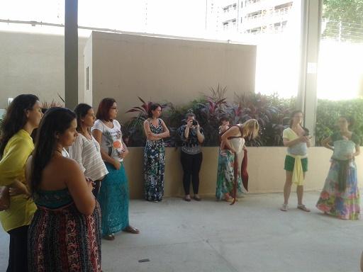 Beach Park realiza evento sobre aleitamento e saúde do bebê