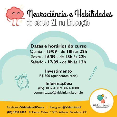 Palestra gratuita trata da neurociência na educação do século 21