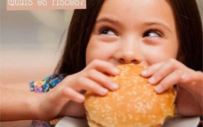 Os riscos dos fast foods
