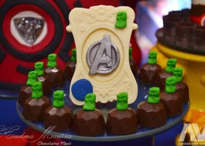 jose davi 6 anos chocolates