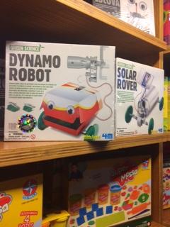 presentes livraria robo2