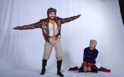 O espetáculo 'O Pequeno Príncipe'