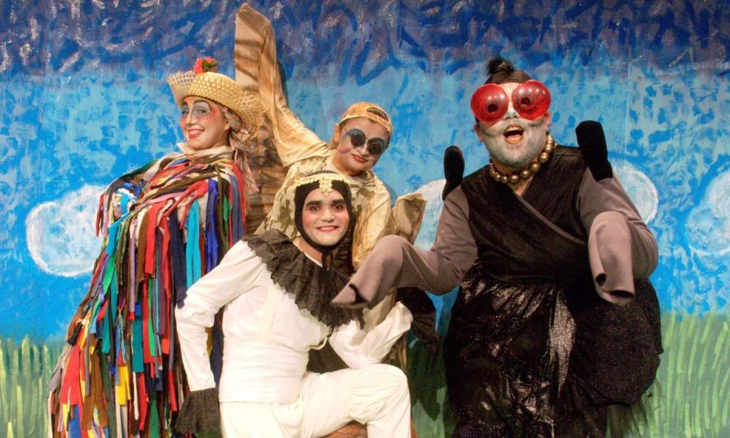 """""""A Vaca Lelé"""": últimas exibições do musical"""