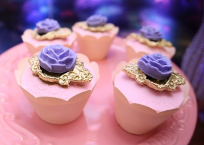 jardim da Amanda cupcakes
