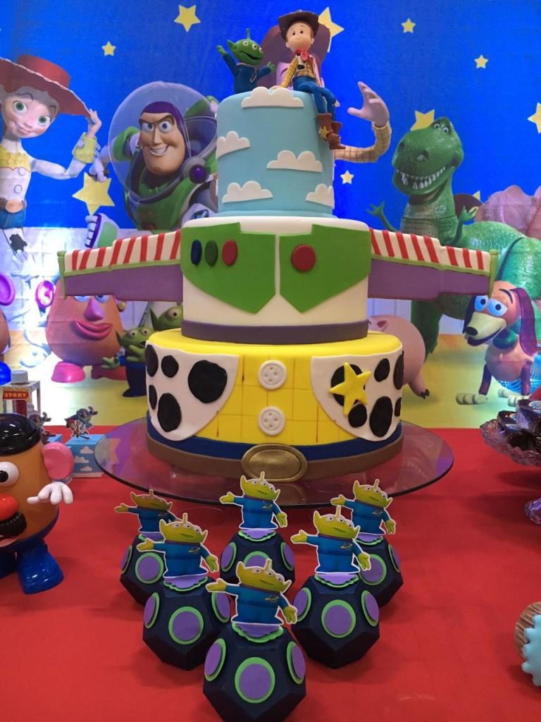 toy story João Pedro bolo