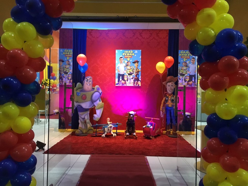 toy story entrada buffet