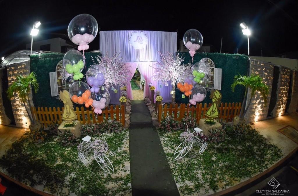 Jardim da camponesa Lis