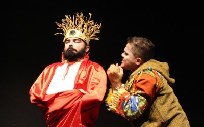 Grupo Mirante leva teatro infantil para o Festival Jazz & Blues